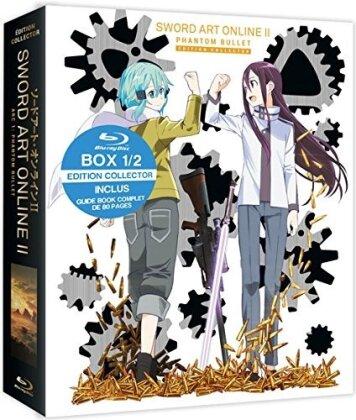 Sword Art Online II - Saison 2.1 - Arc 1: Phantom Bullet (Collector's Edition, 2 Blu-rays)