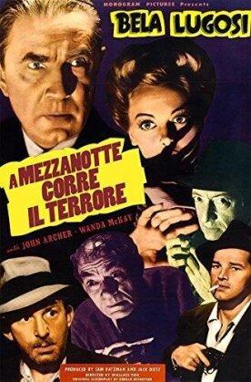 A mezzanotte corre il terrore (1942) (n/b)