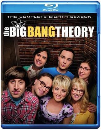 The Big Bang Theory - Season 8 (5 Blu-rays)