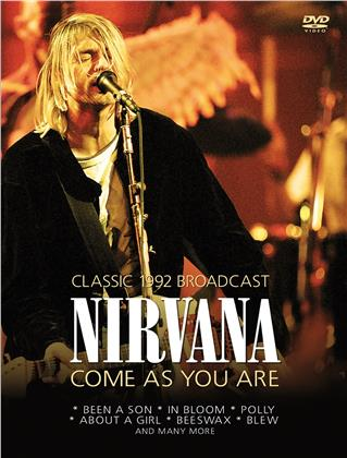 Nirvana - Come As You Are - Live 1992 (Inofficial)