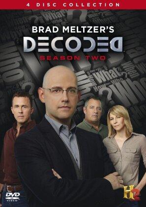 Brad Meltzer's Decoded - Season 2 (4 DVDs)