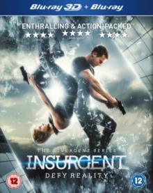 Insurgent - Defy Reality (2014) (Blu-ray 3D + Blu-ray)