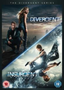 Divergent 2014 Insurgent 2015 2 Dvds Cede Com