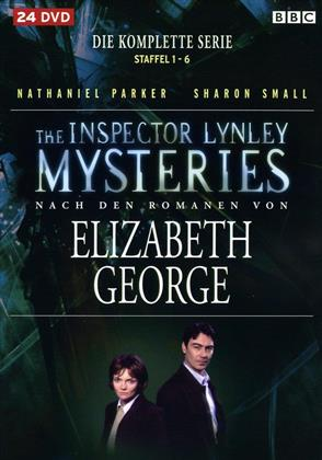 The Inspector Lynley Mysteries - Die komplette Serie - Staffel 1-6 (BBC, 24 DVDs)