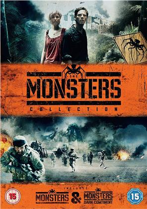 The Monsters Collection - Monsters / Monsters 2 - Dark Continent (2 DVDs)