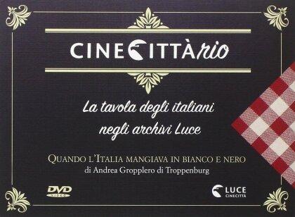 Cinecittario - Quando L'Italia Mangiava in Bianco e Nero (n/b)