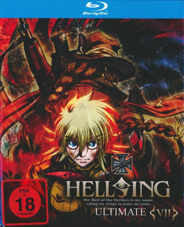 Hellsing - Ultimate OVA 7 (Digibook)