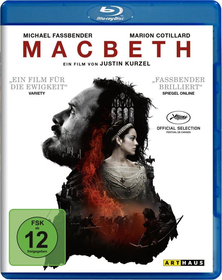 Macbeth (2015) (Arthaus)