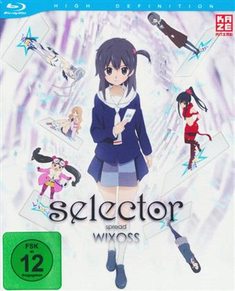 Selector Spread Wixoss - 2. Staffel - Vol. 1 (+ Sammelschuber, Digibook, Limited Edition)
