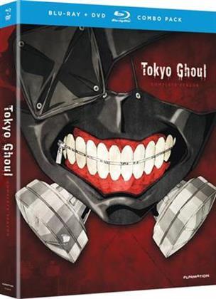 Tokyo Ghoul - Season 1 (2 Blu-ray + 2 DVD)