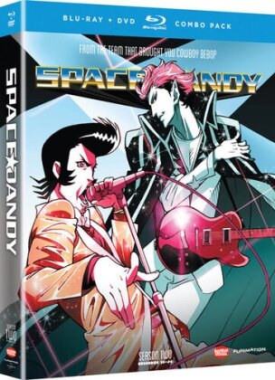 Space Dandy - Season 2 (2 Blu-rays + 2 DVDs)