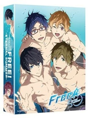 Free! - Eternal Summer - Season 2 (Limited Edition, 2 Blu-rays + 3 DVDs)