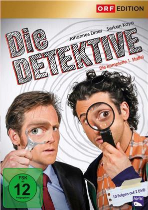 Die Detektive (2 DVDs)