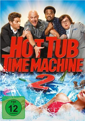 Hot Tub Time Machine 2 (2014)