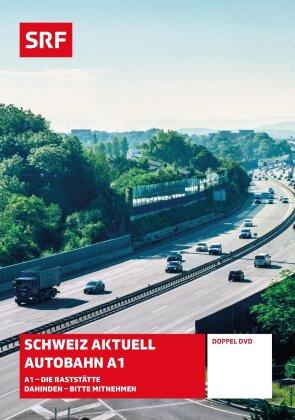 Schweiz aktuell Autobahn A1 - Die Raststätte - SRF Dokumentation (2 DVDs)