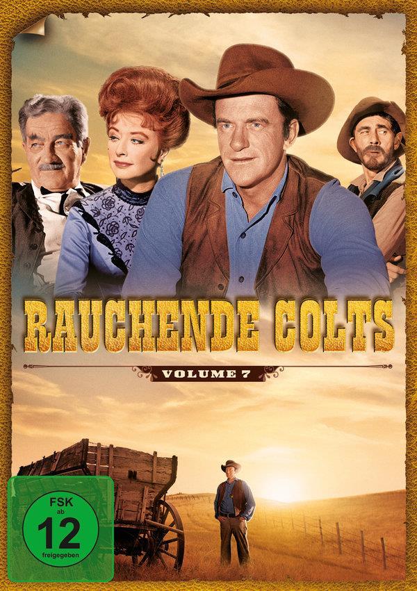 Rauchende Colts - Volume 7 (6 DVDs)