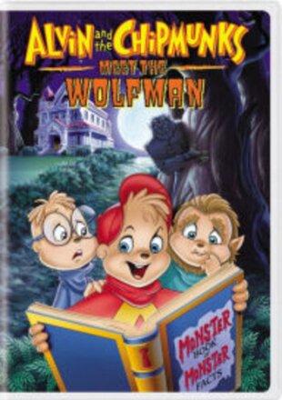 Alvin & The Chipmunks - Meet The Wolfman (2000)