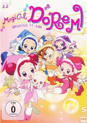 Magical Doremi - Staffel 2.2 - Episode 77-100 (5 DVDs)