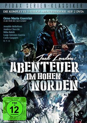 Jack London: Abenteuer im hohen Norden (1973) (Pidax Serien-Klassiker, 2 DVDs)