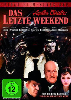 Agatha Christie: Das letzte Weekend (1987) (Pidax Film-Klassiker)