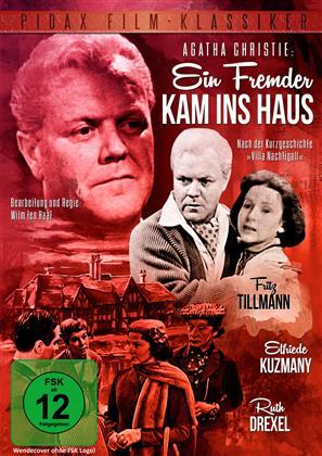 Agatha Christie - Ein Fremder kam ins Haus (1957) (Pidax Film-Klassiker, s/w)