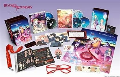 Beyond The Boundary - Beyond The Boundary (5PC) (Collector's Edition, 3 DVDs + 2 Blu-rays)