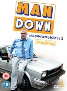 Man Down - Series 1 & 2 (2 DVDs)