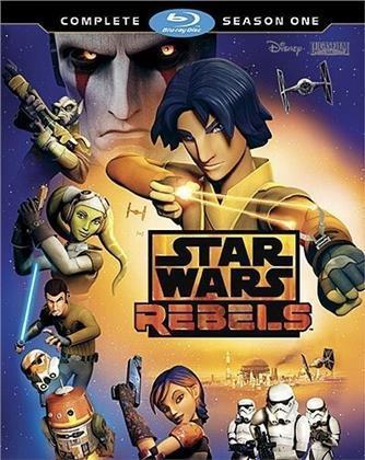Star Wars Rebels - Season 1 (2 Blu-rays)