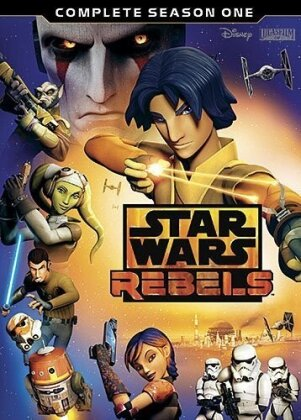 Star Wars Rebels - Season 1 (3 DVDs)