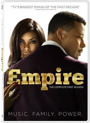 Empire: Season 1 - Empire: Season 1 (4PC) / (Box) (Widescreen, 4 DVDs)