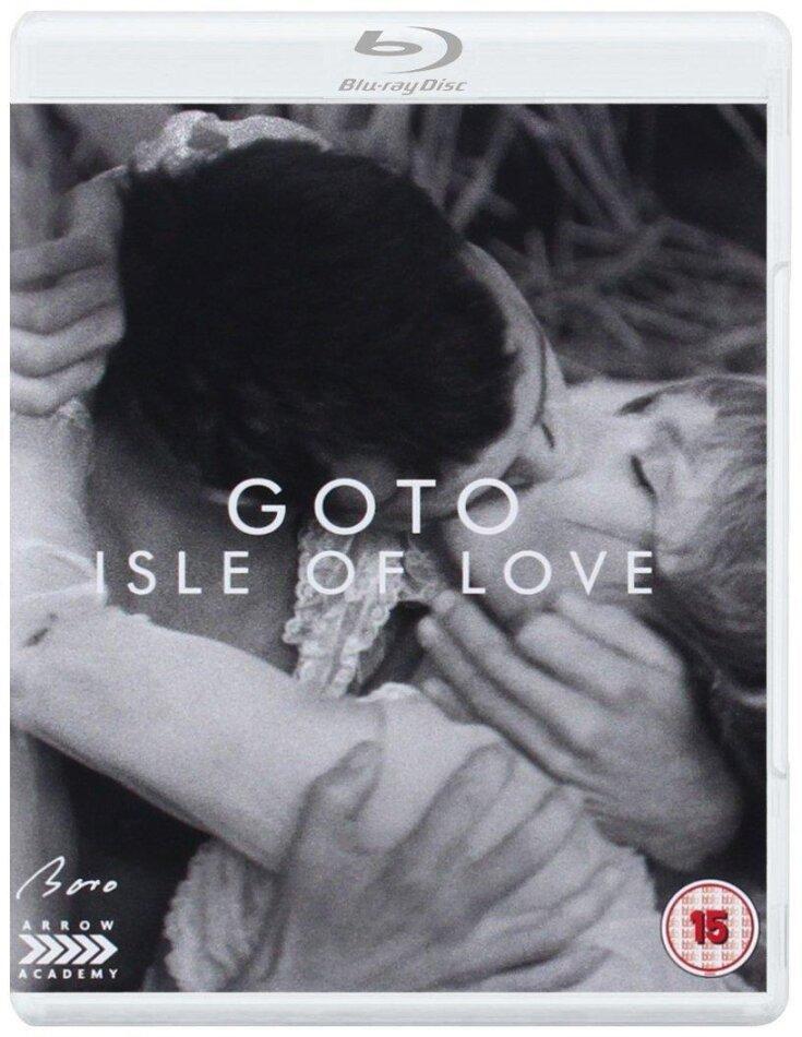 Goto - Isle of Love (1969) (s/w, Blu-ray + DVD)