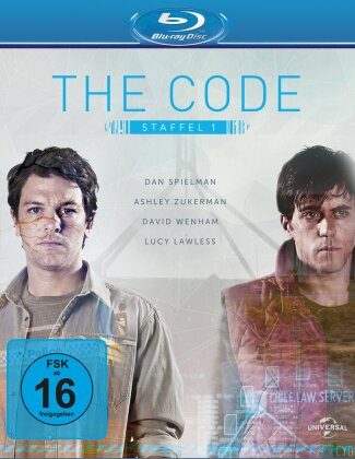 The Code - Staffel 1 (2 Blu-rays)