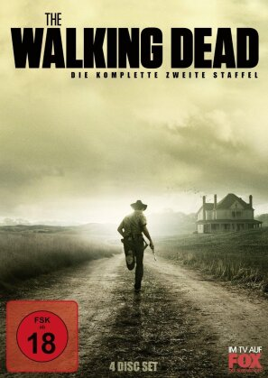 The Walking Dead - Staffel 2 (Limited Edition, 4 DVDs)