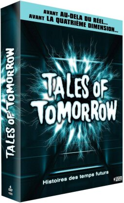 Tales of tomorrow (s/w, 4 DVDs)