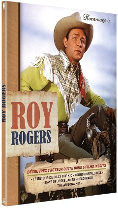 Roy Rogers - Hommage à… (s/w, Digibook, 2 DVDs)