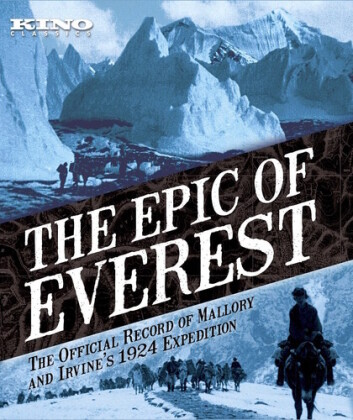 The Epic of Everest (1924) (s/w)