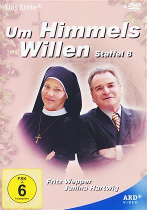 Um Himmels Willen - Staffel 8 (4 DVD)
