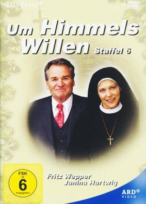 Um Himmels Willen - Staffel 6 (4 DVD)