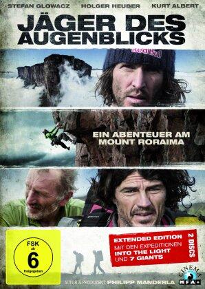 Jäger des Augenblicks - Ein Abenteuer am Mount Roraima (2013) (Extended Edition, 2 DVDs)