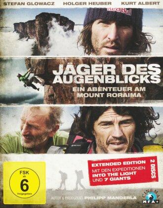 Jäger des Augenblicks - Ein Abenteuer am Mount Roraima (2013) (Extended Edition, 2 Blu-rays)