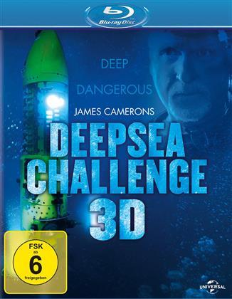 James Cameron's Deepsea Challenge (2014)