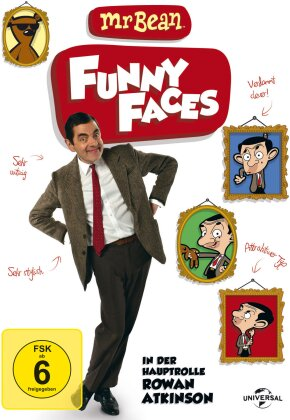 Mr. Bean - Funny Faces