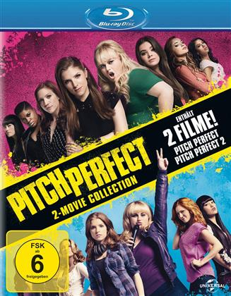Pitch Perfect 2-Movie Collection - Pitch Perfect / Pitch Perfect 2 (2 Blu-rays)