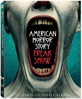 American Horror Story - Freak Show (Widescreen, 4 Blu-rays)