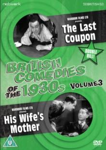 British Comedies of the 1930s - Vol. 3 (n/b)