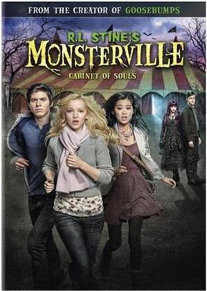R.L. Stine's Monsterville - Cabinet of Souls (2015)