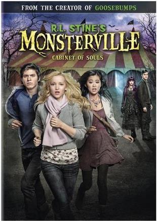 R.L. Stine's Monsterville - Cabinet of Souls (2015)