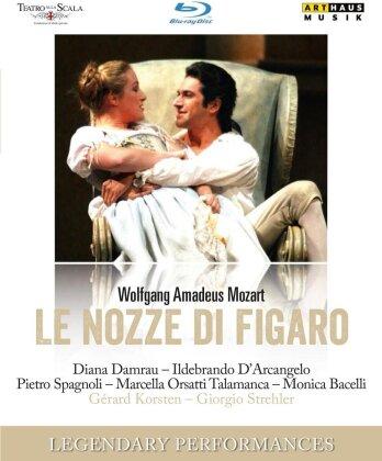 Orchestra of the Teatro alla Scala, Gerard Korsten, … - Mozart - Le nozze di Figaro (Arthaus Musik, Legendary Performances)