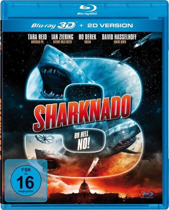 Sharknado 3 - Oh hell no! (2015) (Uncut)