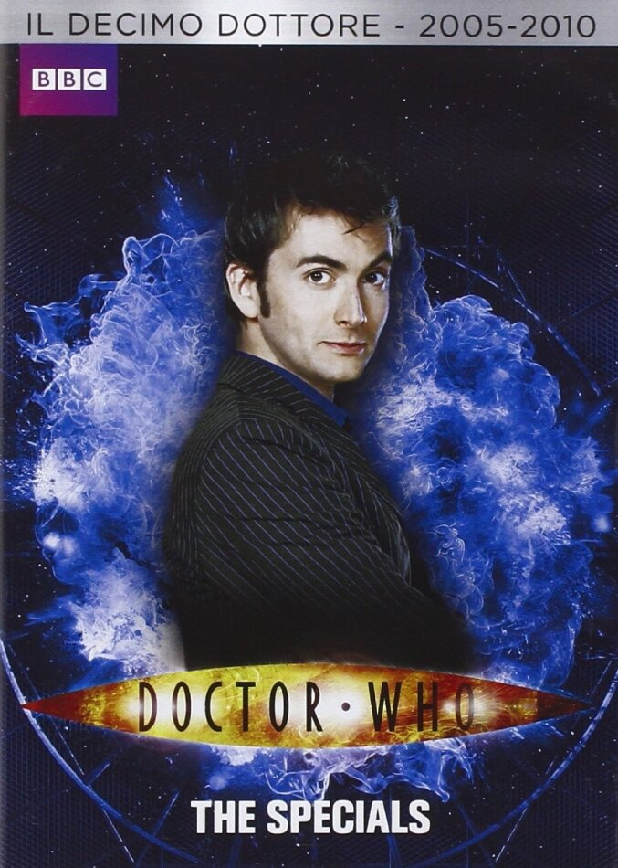 Doctor Who - The Specials - Il decimo Dottore 2005-2010 (5 DVDs)